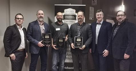 Titan Ritchot Chamber Award